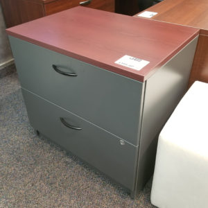 Two Drawer Cabinet - $395