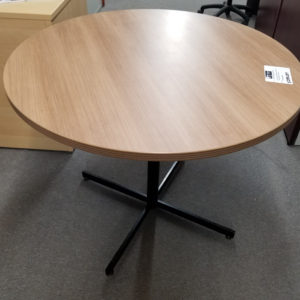 Round Meeting Table - $299